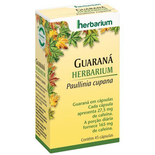Guarana Herbarium Cápsulas45