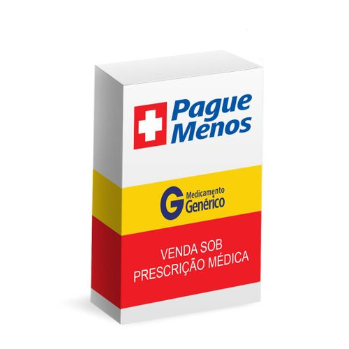Cloridrato De Hidroxizina 25mg Com 30 Comprimidos Genéricos Ems