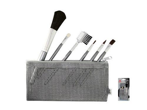 Kit Maquiagem Mundial Com 7 Peças