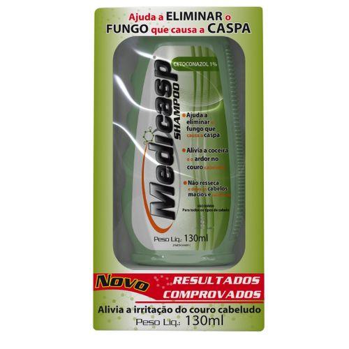 Shampoo Medicasp 130ml