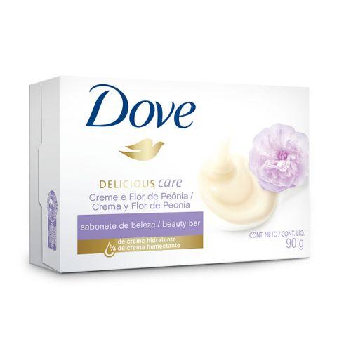 Sabonete Dove Flor De Peônia 90g