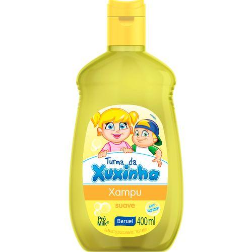 Shampoo Turma Da  Xuxinha Suave Infantil 400ml