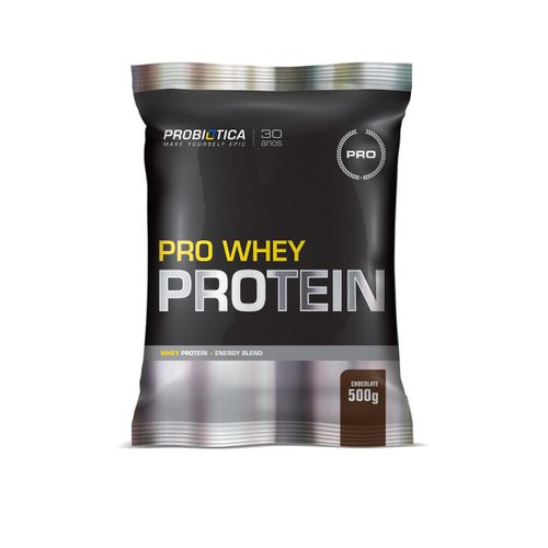 Pro Whey Protein Probiotica Chocolate 500g