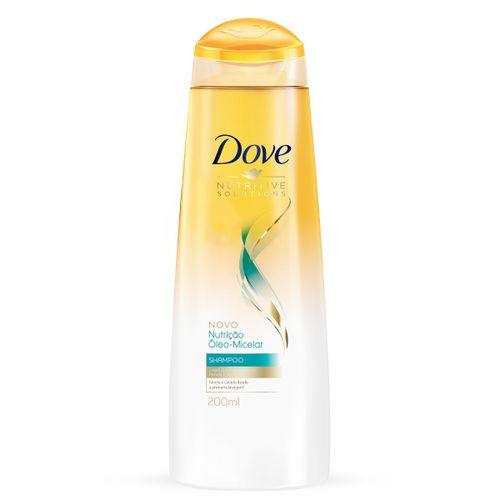 Shampoo Dove Oleo Micelar 200ml