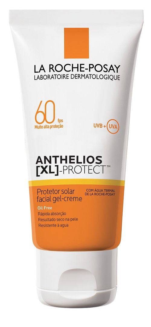 Anthelios Xl Protect Facial Fps60 40g
