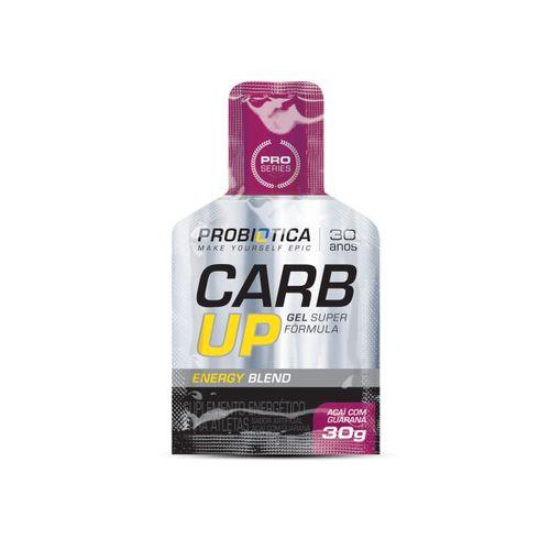 Carbup Probiotica Gel Sabor Açai Com Guaraná 30g