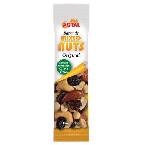 Barra Agtal Mixed Nuts Original 30g