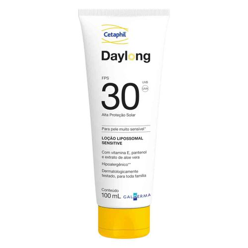 Cetaphil Daylong Loção Lipossomal Sensitive Fps30 100ml