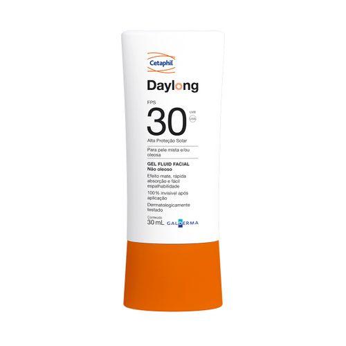 Cetaphil Daylong Gel Fluid Facial Fps30 30ml