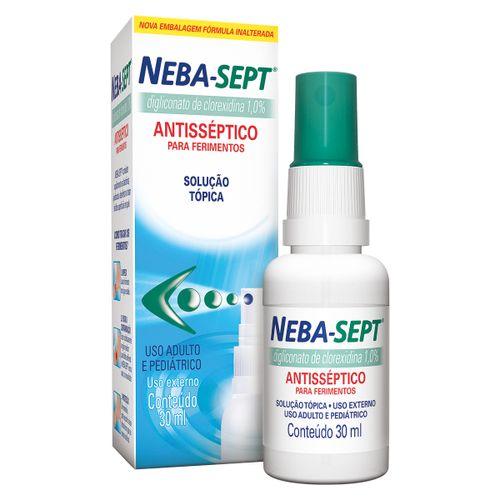 Neba Sept Spray Com 30ml