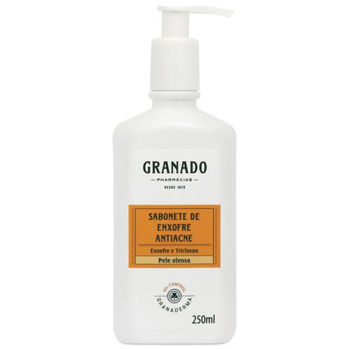 Sabonete Líquido Granado Granderma Antiacne 250ml