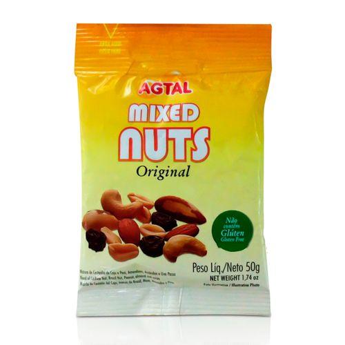 Mixed Agtal Nuts Original 50g