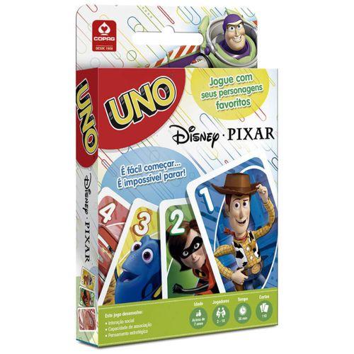 Jogo Cartas Copag Disney Uno