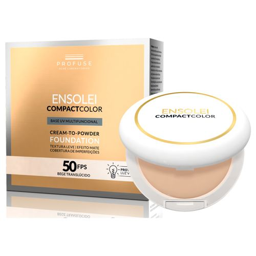 Profuse Ensolei Compact Color Fps50 10g