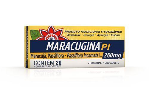 Maracugina Pi Com 20 Comprimidos