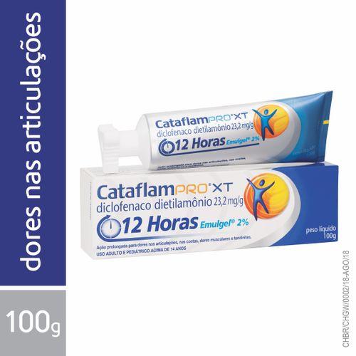 CataflamPRO Emulgel 12hrs XT GSK 100g