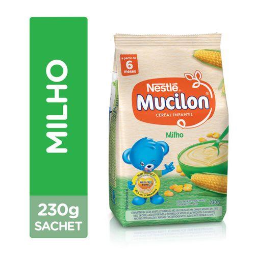 Cereal Infantil Mucilon Milho 230g