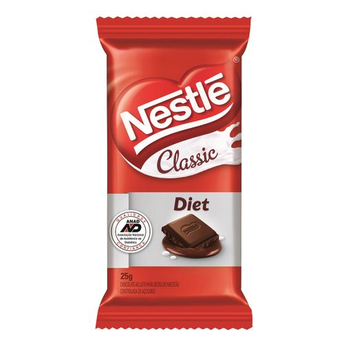 Chocolate Classic Diet 25g