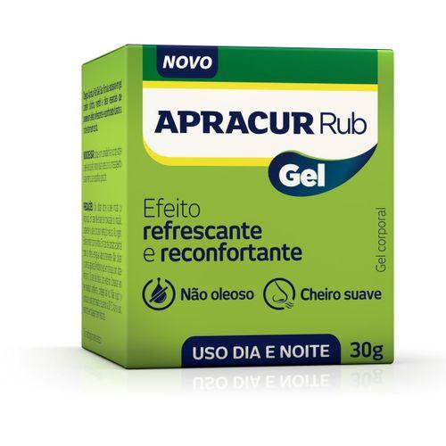Apracur Rub Gel 30g