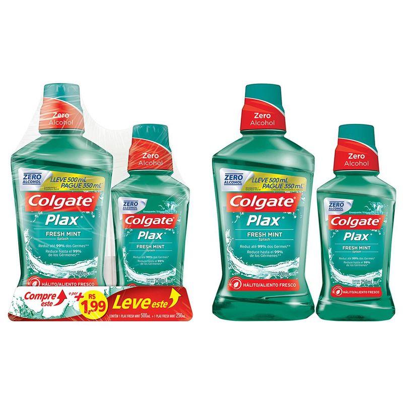 enxaguante-bucal-colgate-plax-fresh-mint-500ml-promo-mais-rs1-99-leve-1-enxaguante-250ml-principal