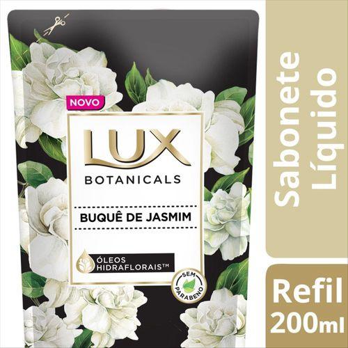 Sabonete Liquido Lux  Buque De Jasmim Refil 200 Ml