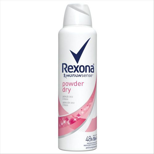 Desodorante Antitranspirante Rexona  Powder Dry 150ml
