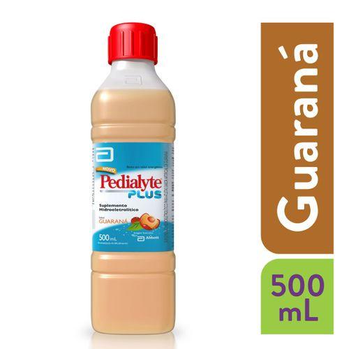 Pedialyte Plus Sabor Guarana 500ml