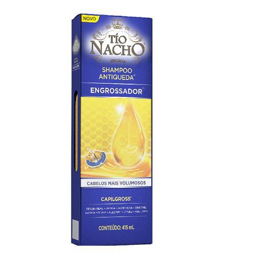Shampoo Tio Nacho Antiqueda Engrossador 415ml