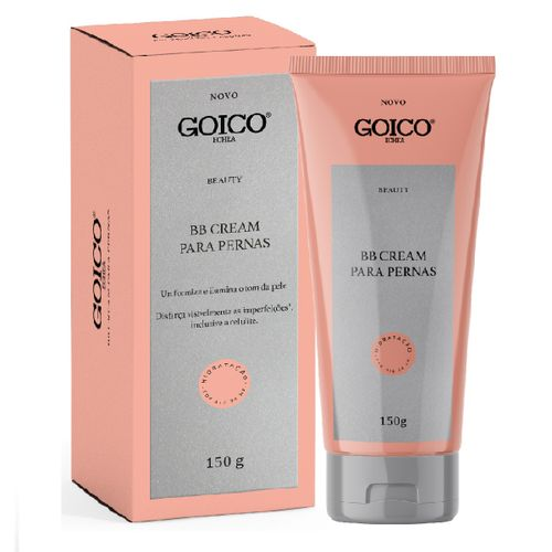 Goicoechea Bb Cream Para Pernas 150g