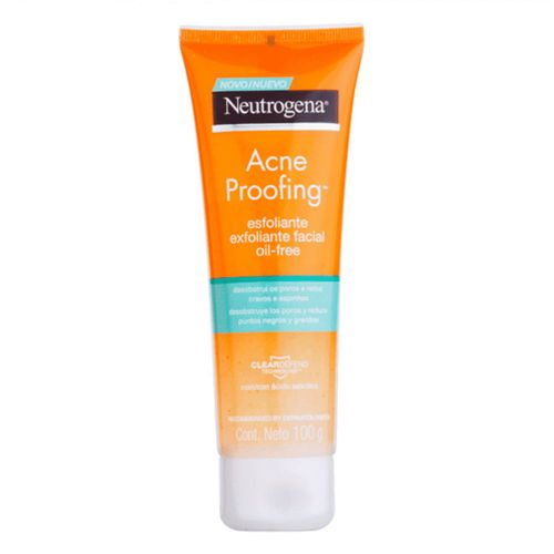 Esfoliante Neutrogena Acne Proofing 100g