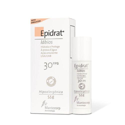 Epidrat Lábios FPS 30 Hidratante Labial 5,5g