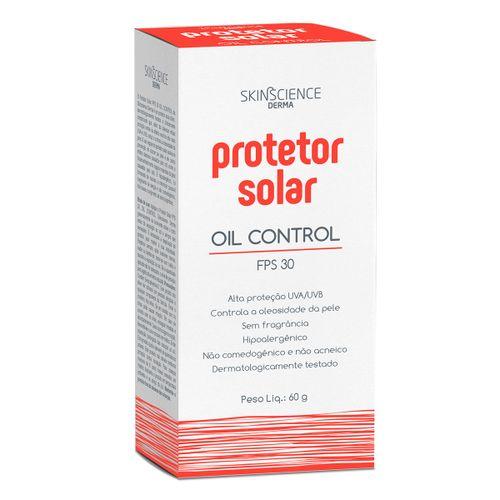 Protetor Solar Skinscience Fps30 Oil Control 60g