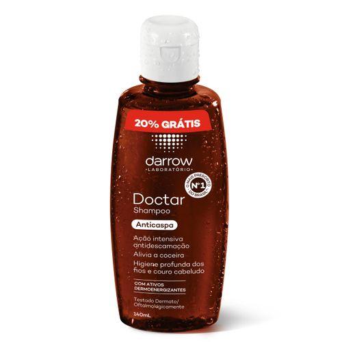 Shampoo Doctar Com 20% De Desconto