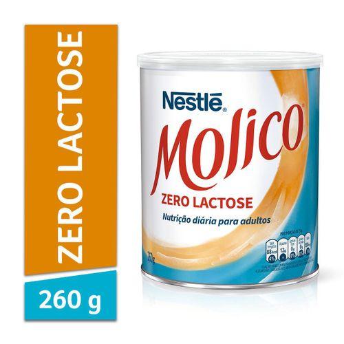 Leite Molico Zero Lactose 260g