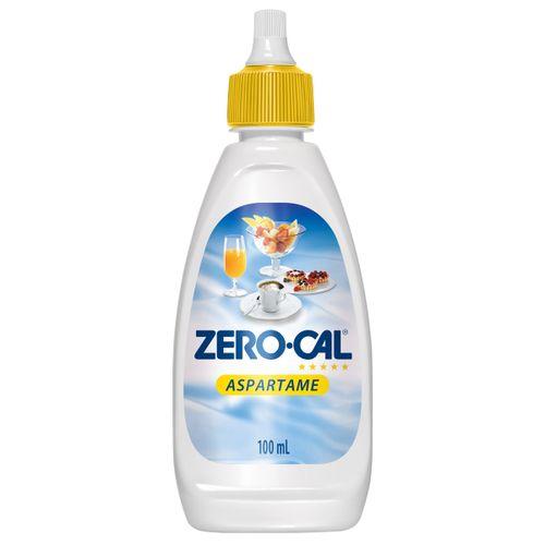 Adocante Zero Cal Aspartame 100ml
