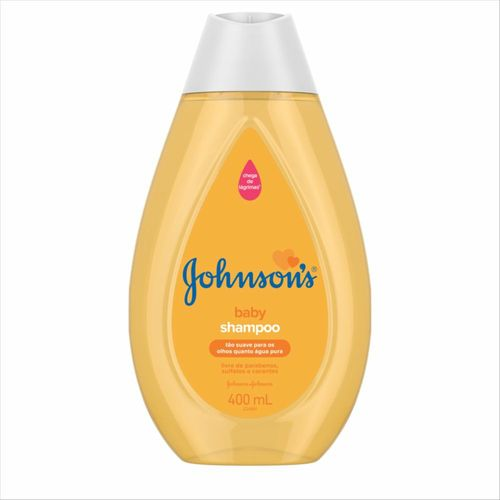 Shampoo Johnsons Baby Regular 400ml