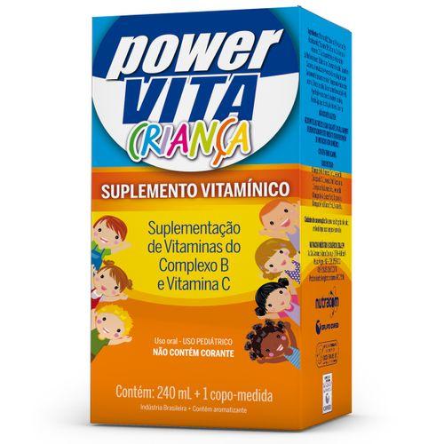 Power Vita Criança 240ml