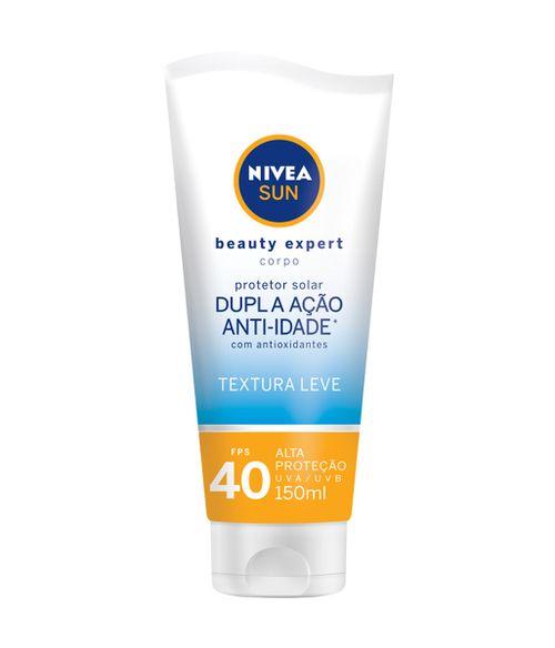 Prot Sol Nivea Beauty Fps 40 150g