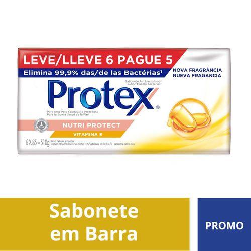 Sabonete Protex Vitamina E Leve 6 Pague 5