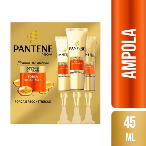 Ampola Pantene Força E Reconstrução 45ml