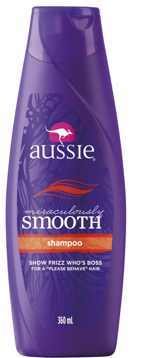 Shampoo Aussie Smooth 360ml