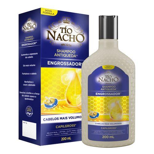Shampoo Tio Nacho Antiqueda Engrossador 200ml