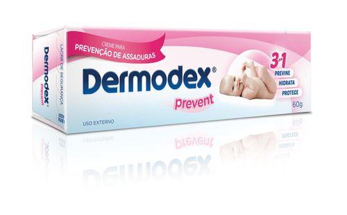 Pomada para Prevenção de Assaduras Dermodex Prevent - 60g