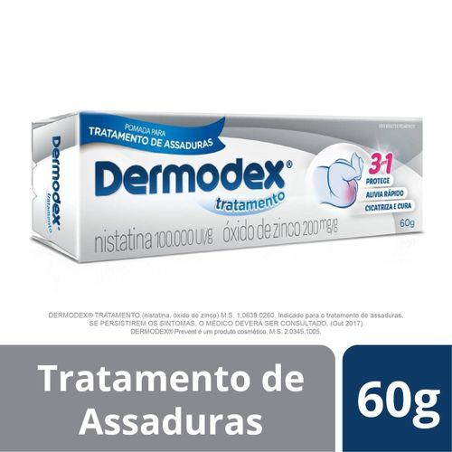 Pomada para Tratamento de Assaduras Dermodex Tratamento - 60g