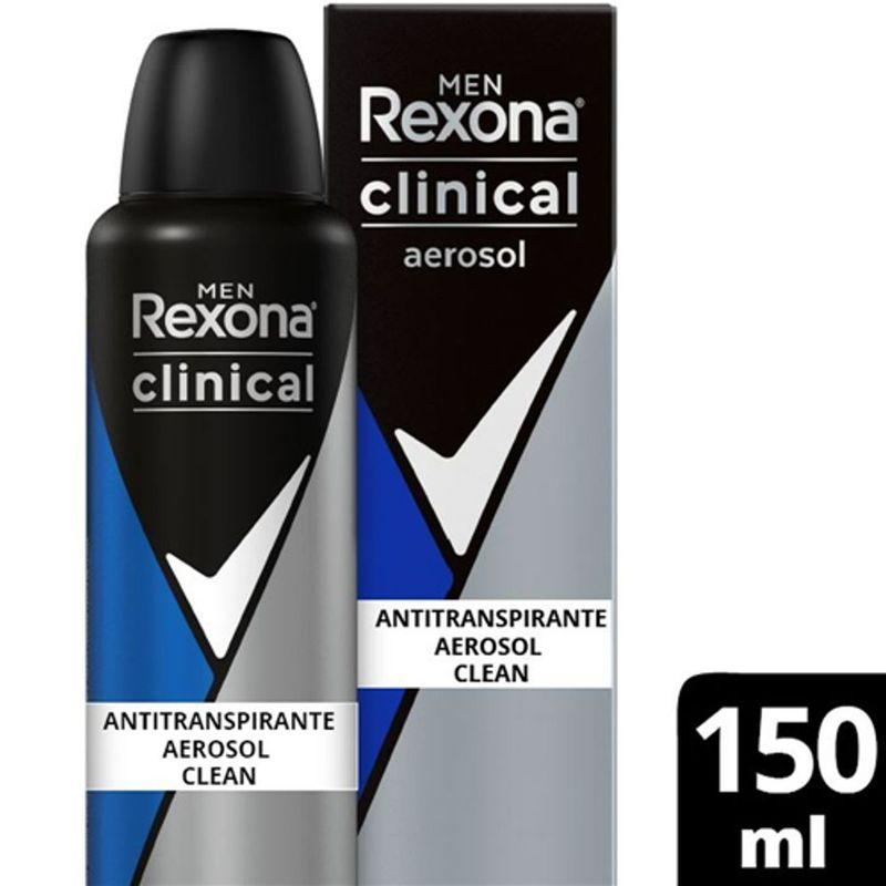 Antitranspirante-Aerosol-Rexona-Men-Clinical-Clean-150ml-Pague-Menos-53563-1