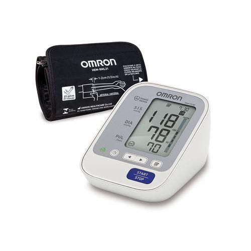 Monitor De Pressão Omron Digital De Braço Automatico Hem-7130