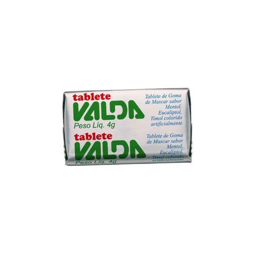 Chiclete Valda C/ 1 Un. De 4g