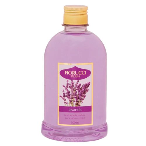 Colonia Fiorucci Splash Lavanda 500ml