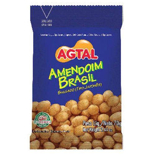 Amendoim Brasil Agtal 70g