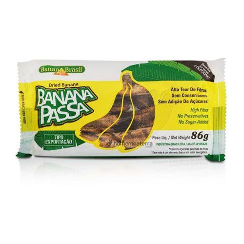 Banana Passa Brasil 86g